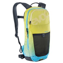 Evoc Evoc Joyride 4L Kids Backpad Sulphur/Neon Blue
