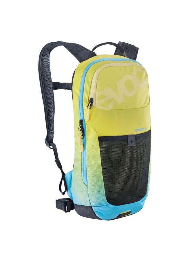 Evoc Joyride 4L Kids Backpad Sulphur/Neon Blue