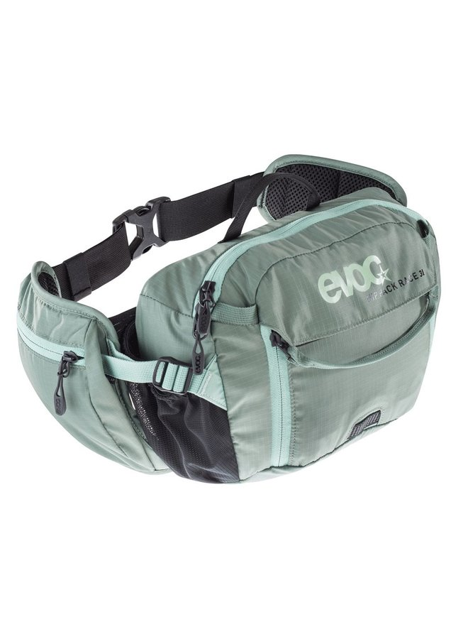 Evoc Hip Pack Race 1.5L Hydration Pack 3L Olive