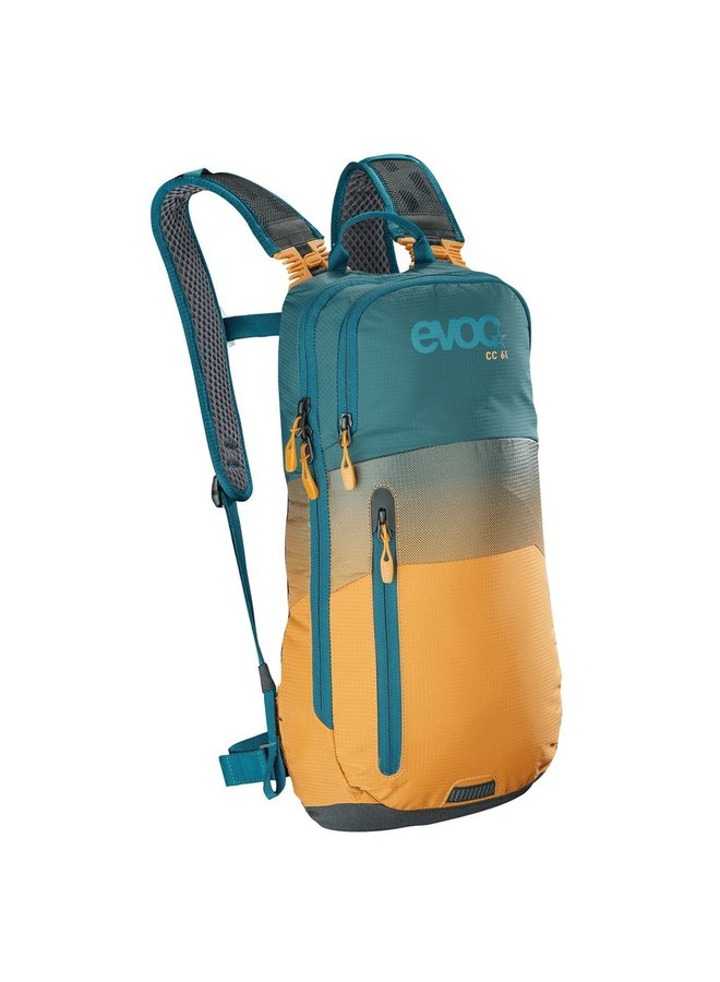 Evoc CC 2L Hydration Pack 6L Petrol/Loam