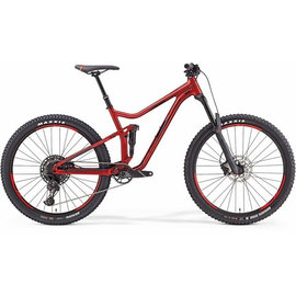 "Merida Merida 2019 One Forty 600 27.5"" Full Suspension MTB"