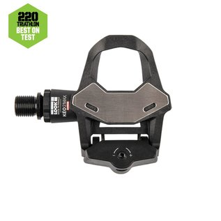 LOOK LOOK Keo 2 Max Carbon Pedals with Keo Grip Cleat Black