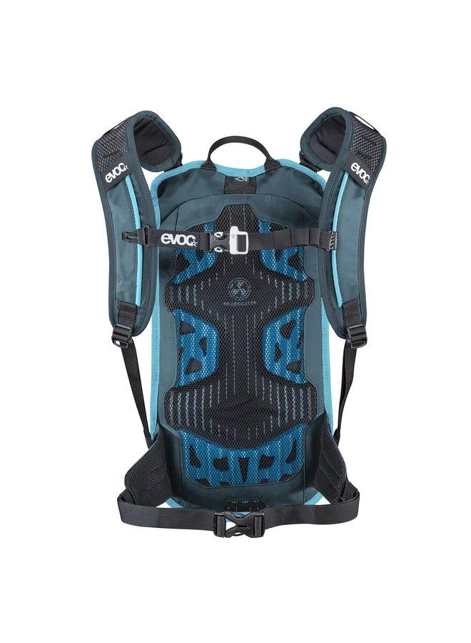 Evoc Stage Team 2L Hydraton Pack 6L Neon Blue/Slate