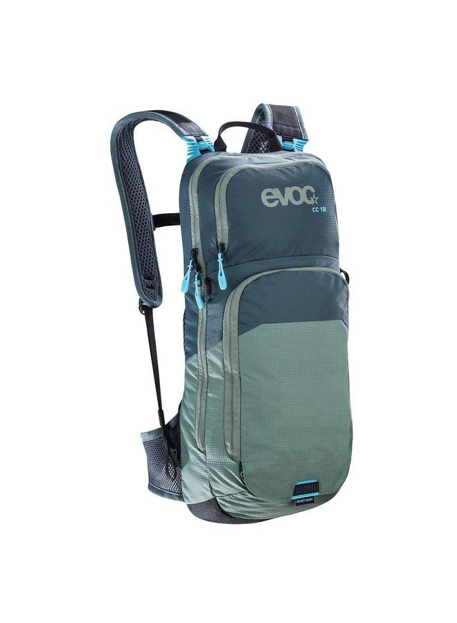 Evoc CC 2L Hydration Pack 10L Slate/Olive