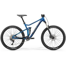 "Merida Merida 2019 One-Twenty 7.400 27.5"" Full Suspension Mountain Bike"
