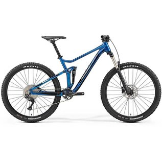 "Merida Merida 2019 One-Twenty 7.400 27.5"" Full Suspension Mountain Bike"