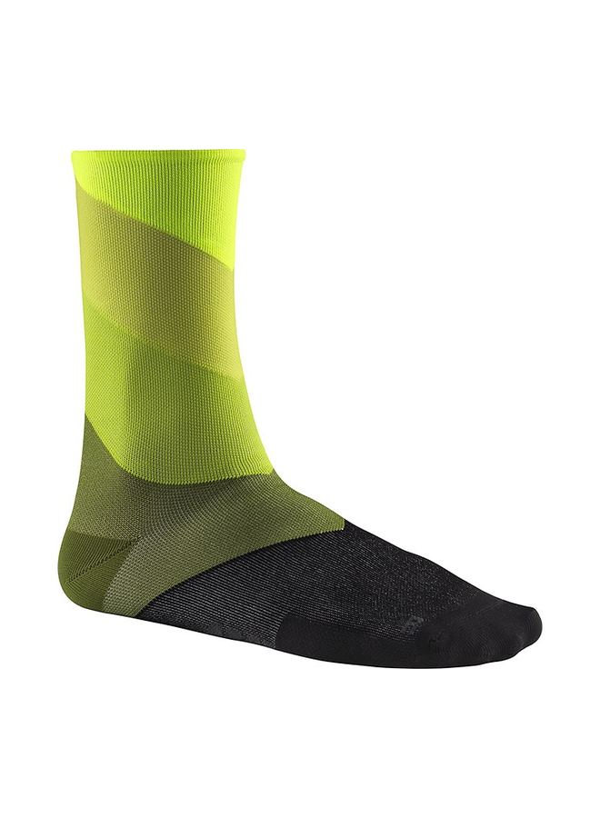 Mavic 2019 Graphic Stripes Cycling Socks