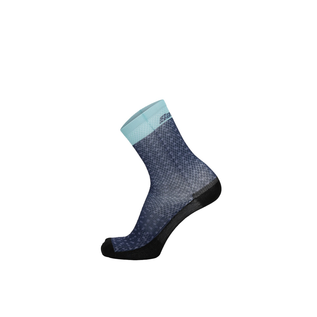 Santini Santini 2019 Sleek 99 Printed Summer Cycling Socks