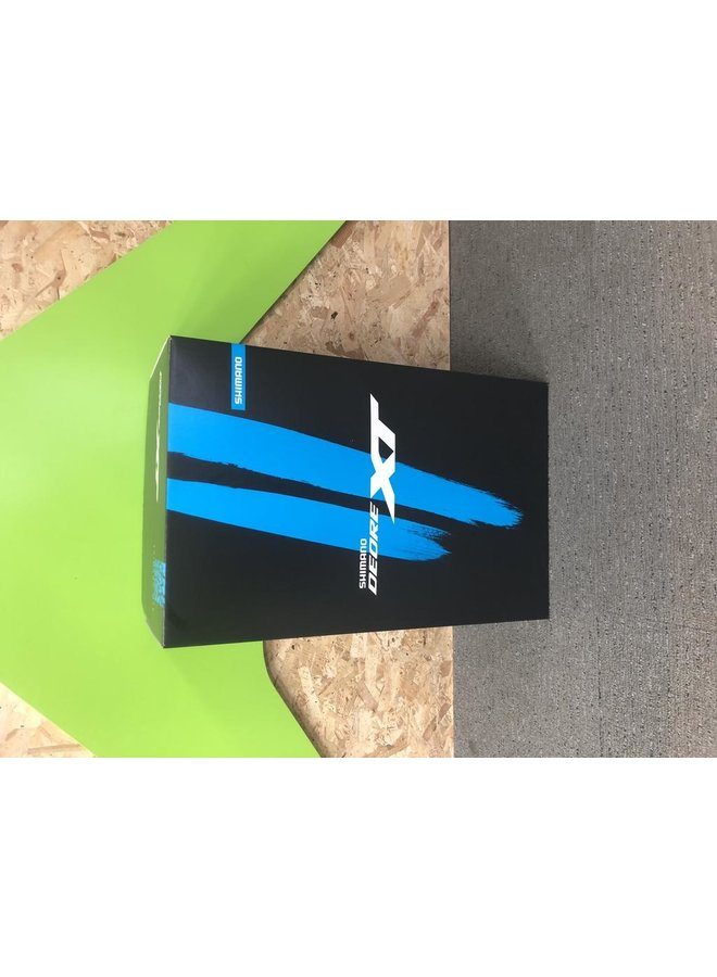 Shimano XT M8100 Promo Bundle Groupset. Inc Full Brakes and Hubs