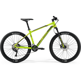 "Merida Merida 2018 Big Seven 500 27.5"" Hardtail Mountain Bike, Green/Black, L 19"" *Sale*"