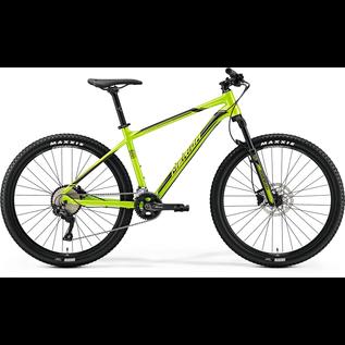 "Merida Merida 2018 Big Seven 500 27.5"" Hardtail Mountain Bike, Green/Black, L 19"" *Sale*"