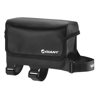 Giant Giant Top Tube Bag Waterproof Black Large