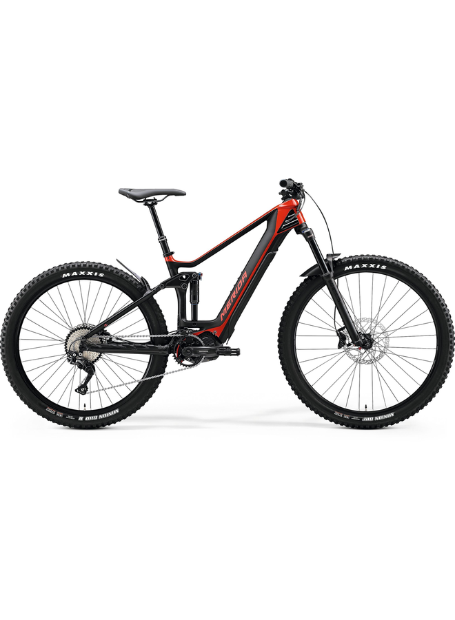 Merida 2020 eOne-Forty 4000 Full Suspension eBike