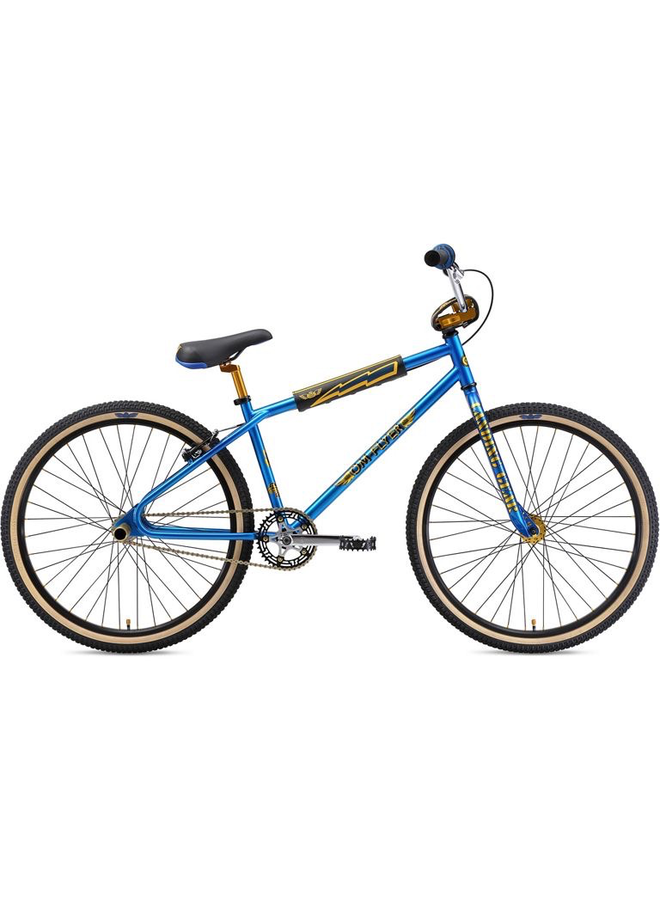 2020 SE Bikes OM Flyer 26 Electric Blue 26""