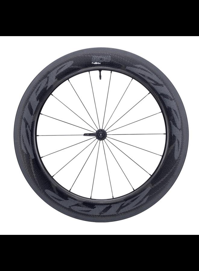 Zipp 808 NSW Tubeless Rim Front Wheel