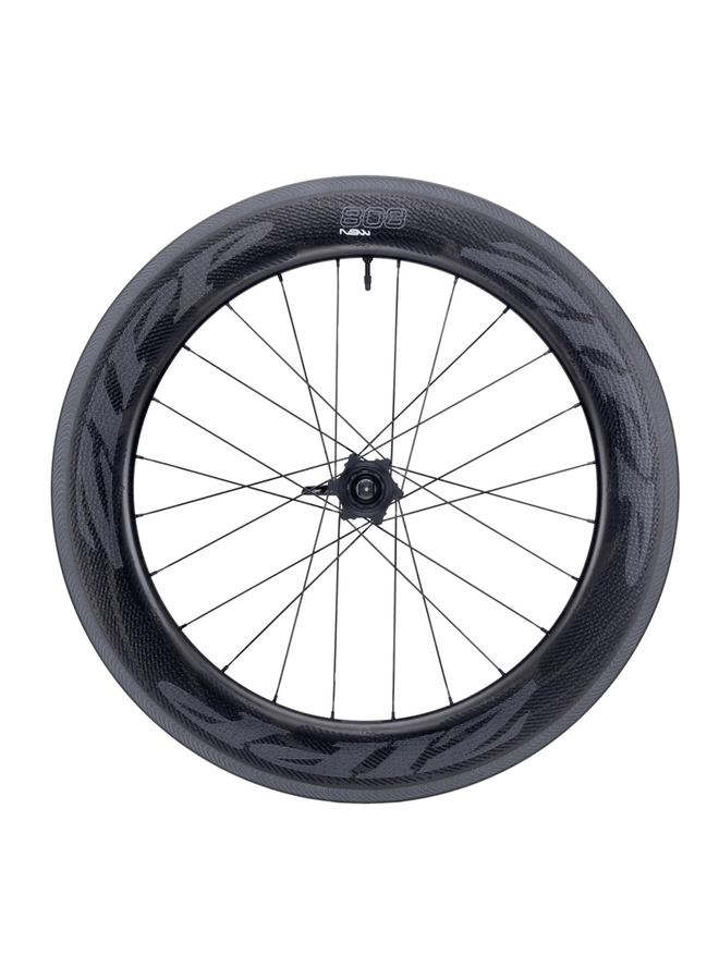 Zipp 808 NSW Tubeless Rim SRAM Shimano Rear Wheel