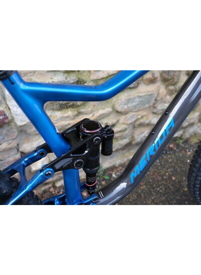 Merida 2019 One-Sixty 4000 27.5 Carbon Full Suspension MTB *Free InvisiFrame Fitted*