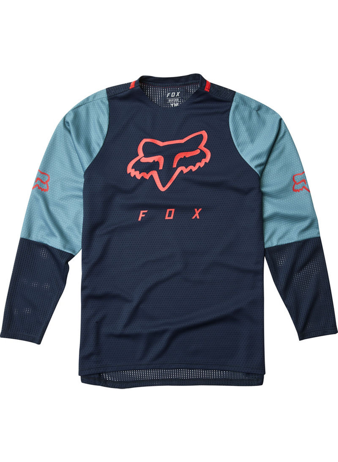 Fox FA20 Youth Defend Long Sleve Jersey