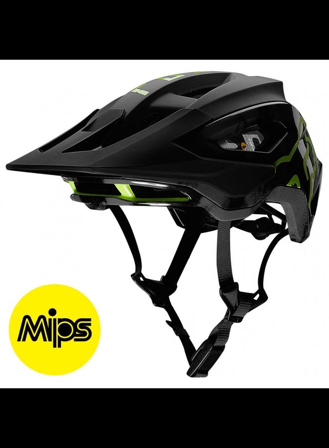 Fox FA20 Speedframe Pro Helmet Elevated Future