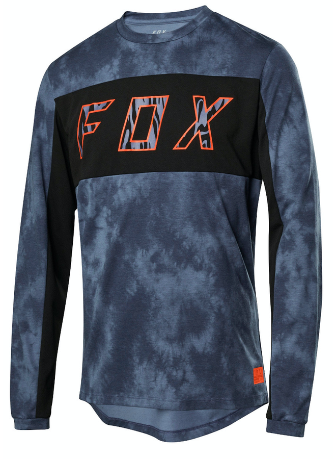 Fox FA20 Ranger Dri Release Long Sleeve Elevated Jersey