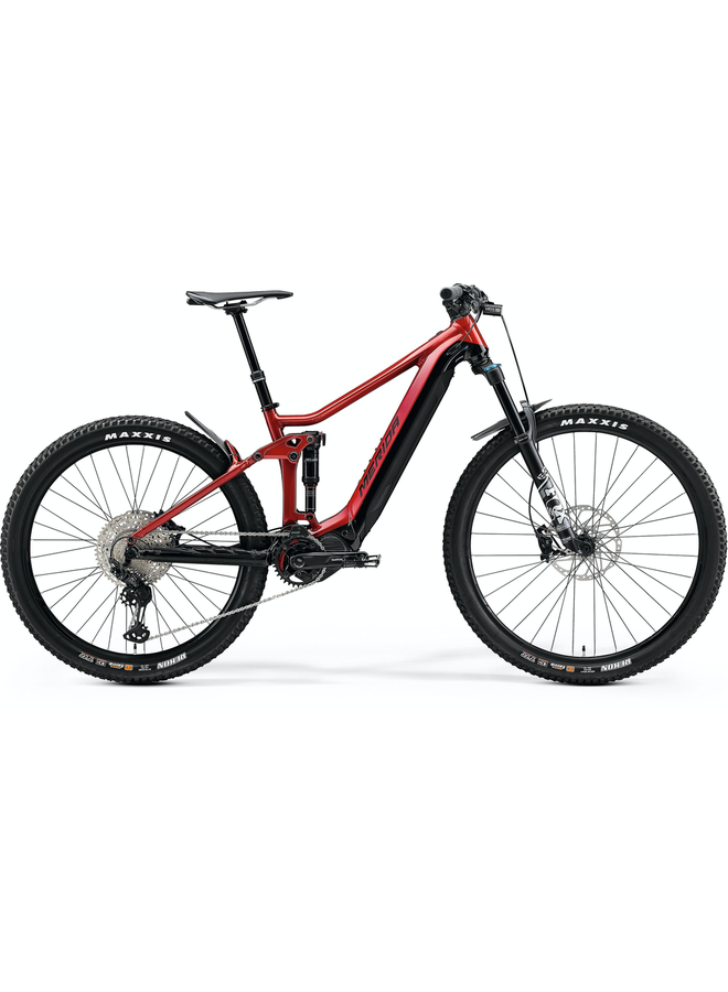 Merida 2021 eOne-Forty 700 eBike *Delivery Due November*