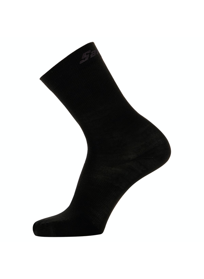 SANTINI FA20 AW21 HIGH PROFILE WOOL SOCKS