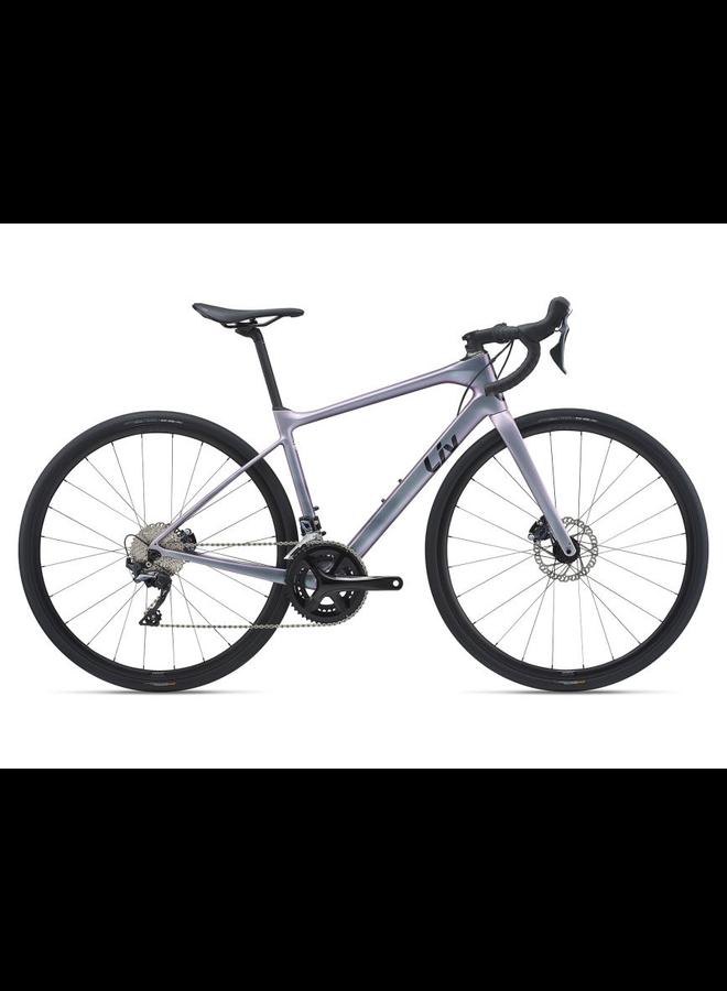 LIV 2021 Avail Advanced 1 Ladies Road Bike