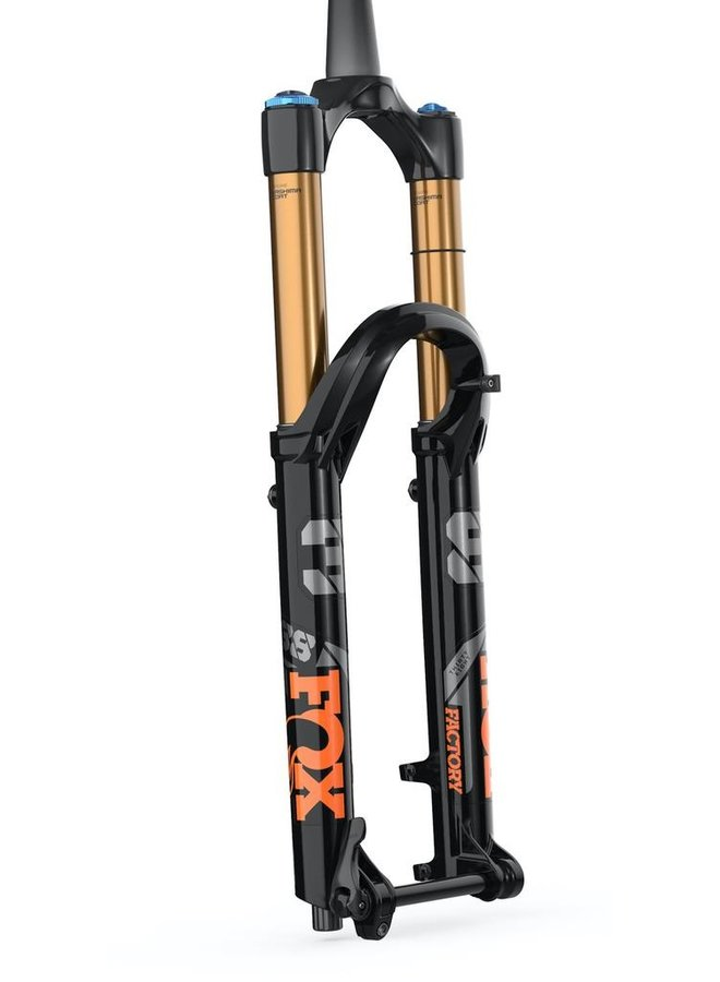 """Fox 2021 38 Float Factory GRIP2 Tapered Fork 2021 - 27.5"""" / 160mm Travel / QR / 44mm / Boost"""