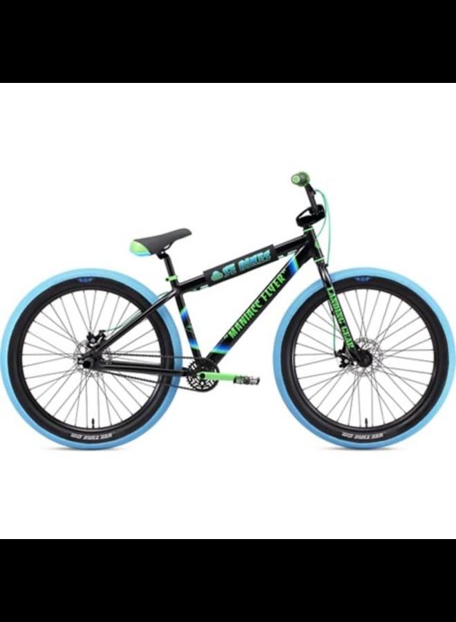 "SE Bikes Maniacc Flyer 27.5+ SE Blue n/a 27.5"""