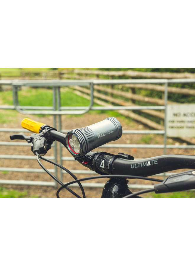 Exposure Maxx-D Sync & MK2 Diablo SYNC Packet - With Bluetooth Remote and Brackets - Bar and Helmet Combo