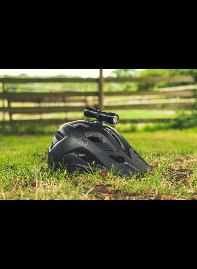 Exposure Joystick Mk15 Helmet Light with Helmet and HB Mount