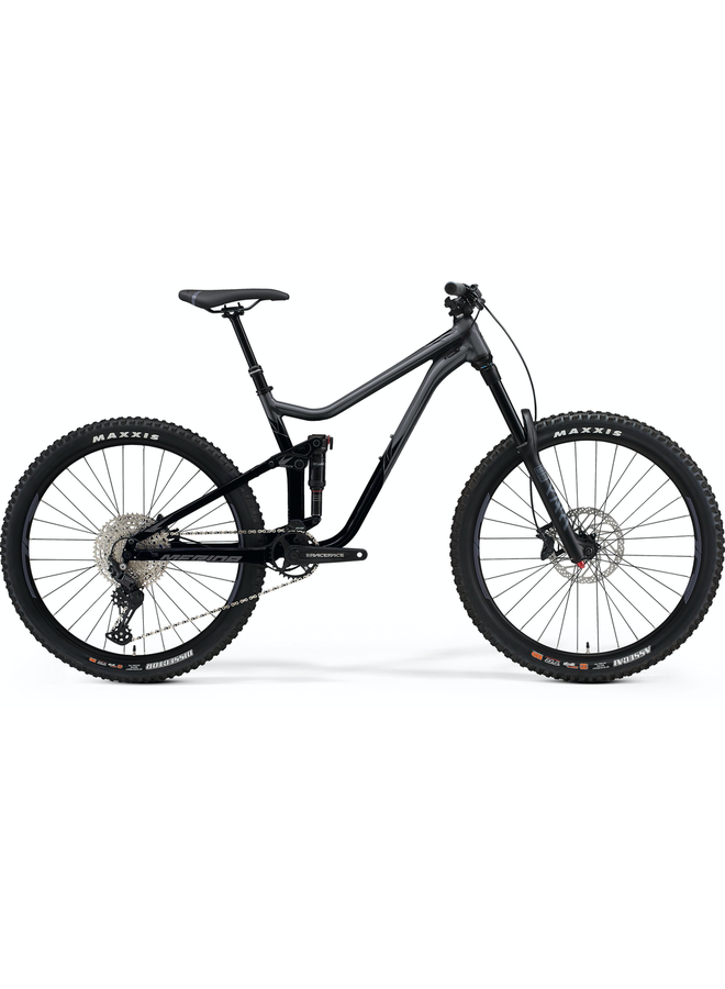 Merida 2021 One-Sixty 400 - Gloss Black / dark Grey