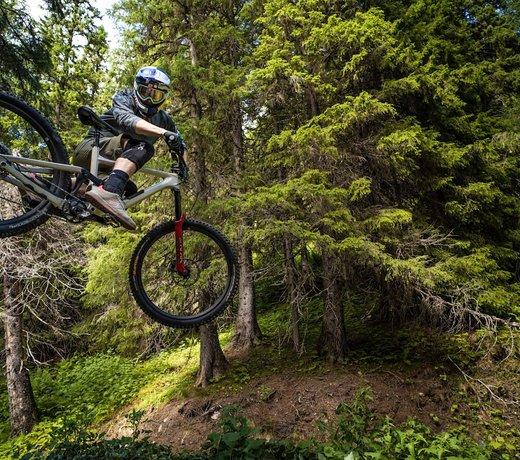 Mountain Bikes  - Full Suspension, Hardtail and all wheel sizes.