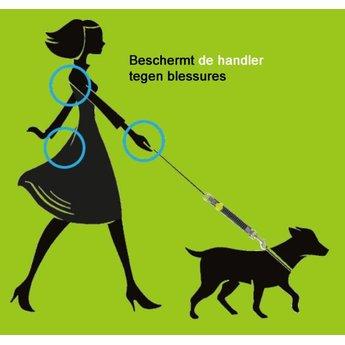 WAW Easy Dog Walk anti-schok systeem