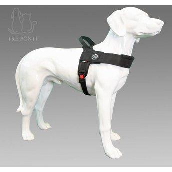 Tre Ponti  Primo Plus, hondentuig ook voor zeer grote honden