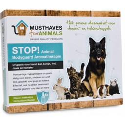 Musthaves for Animals STOP! Het Groene Alternatief Pipetten