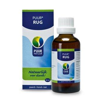 PUUR Rug / Dorsal, goed voor de rug