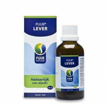 PUUR Lever / Hepato 50 ml, voor de lever