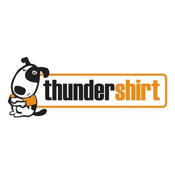 Thundershirt druk shirt, om angst weg te nemen.