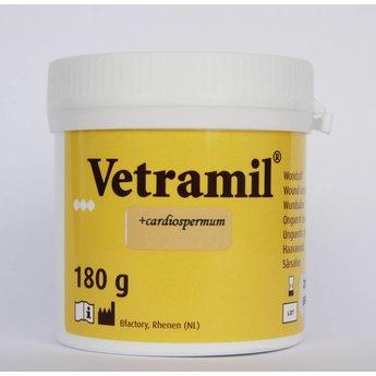 Vetramil Honingzalf, beschermt en zuivert de geprikkelde huid