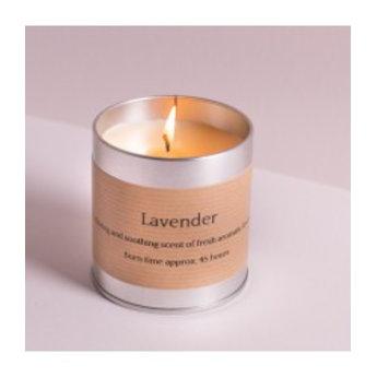 St Eval St Eval Natuurlijke Lavendel Geurkaars in Blikje 45 branduren