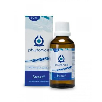 Phytonics Strezz, bij stress situaties