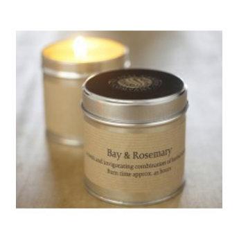 St Eval St Eval Natuurlijke Bay & Rosemary Geurkaars in Blikje 45 branduren