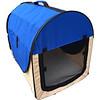 BoeZLife BoeZLife Transport Bench Soft Blauw