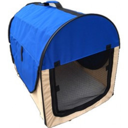 BoeZLife BoeZLife Transport Bench Soft Blauw