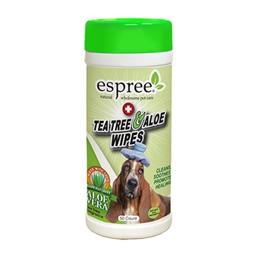 ESPREE Tea Tree & Aloë Wipes