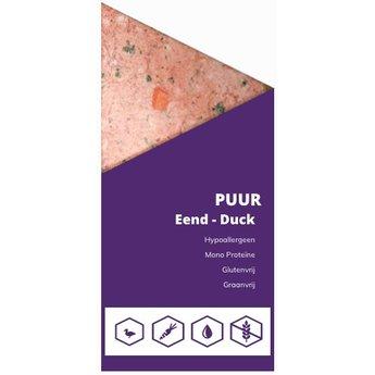 Energique PUUR Eend/duck, eliminatiedieet