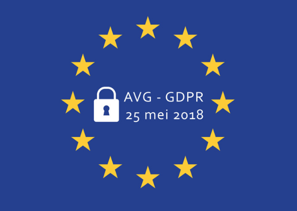 Algemene Vordering Gegevensbescherming 25 mei 2018