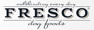 Fresco droogvoer gedroogd vlees vakantie