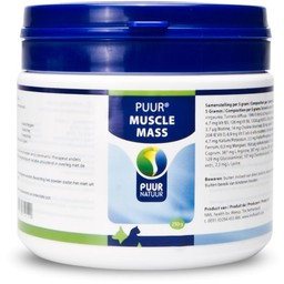 PUUR PUUR Spieropbouw / Muscle mass